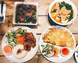 Vietnamees eten