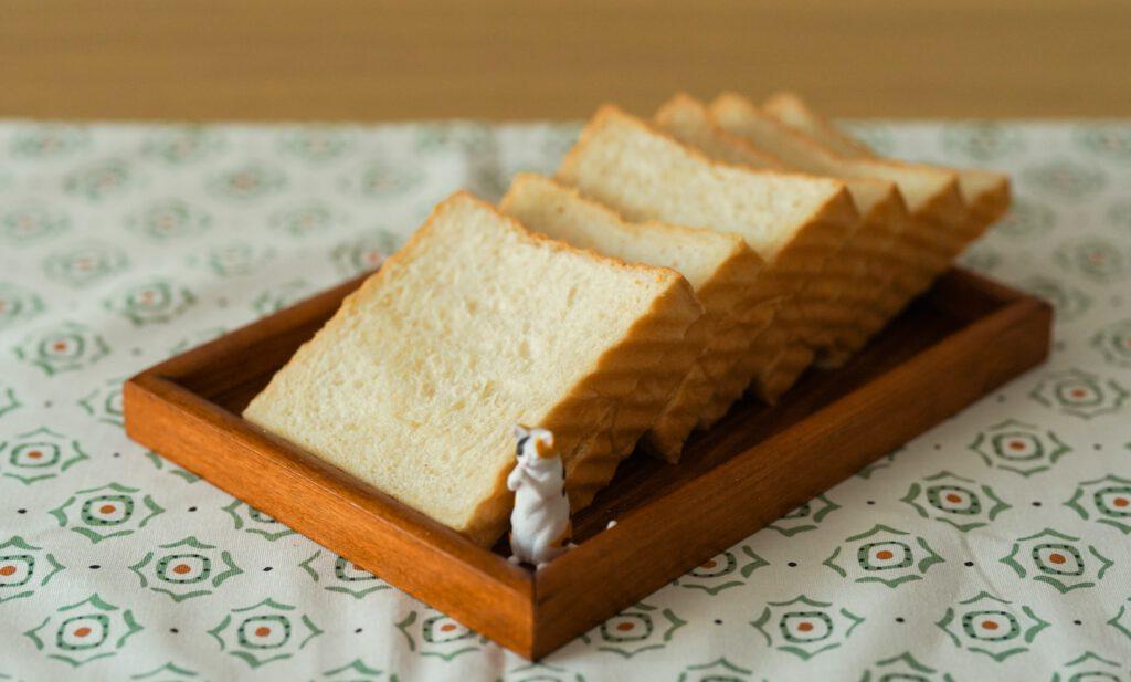 wit brood bakt